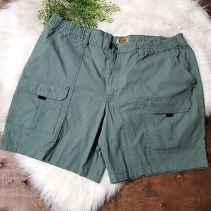 The Foundry Supply Co. Shorts - Foundry Supply Co. Comfort Stretch Cargo Shorts